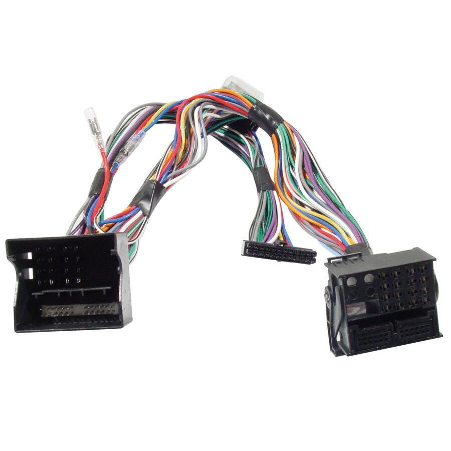 AUDIO2CAR Adapter für Opel mit CD30 / CD50 / CD70 / DVD90 / u v m     Direkter Anschluss auf Parrot MKi9000 / MKi9100 / MKi9200 / CK3200 / CK3400  /