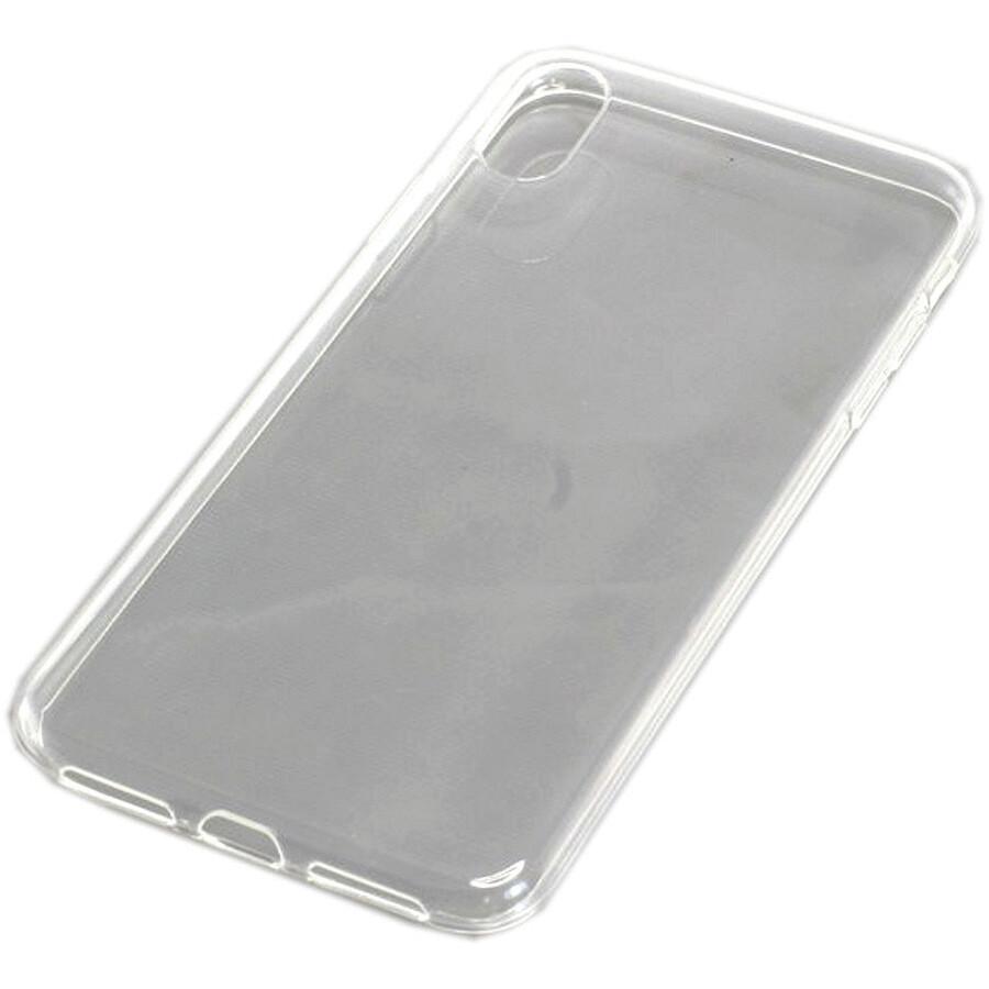 Tpu Case Hülle Voll Transparent Für Apple Iphone Xs Max Bei