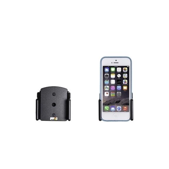 511430 brodit halter mit kugelgelenk f r apple iphone 5 einstellbar seitlich passend ger te. Black Bedroom Furniture Sets. Home Design Ideas