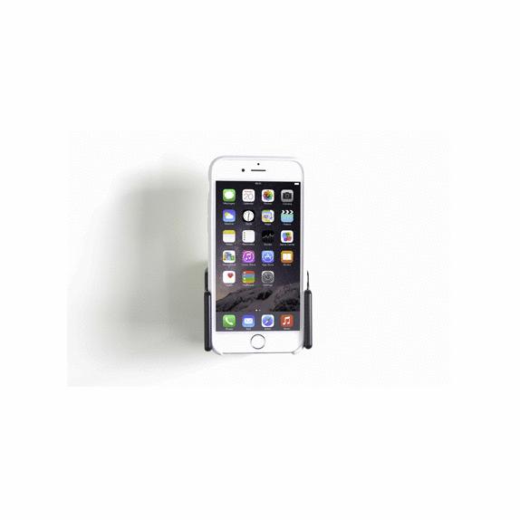 511666 brodit halter mit kugelgelenk f r apple iphone 7 einstellbar seitlich passend ger te. Black Bedroom Furniture Sets. Home Design Ideas