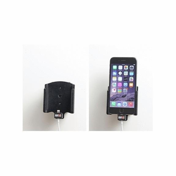 514660 brodit halter mit kugelgelenk f r apple iphone 7. Black Bedroom Furniture Sets. Home Design Ideas