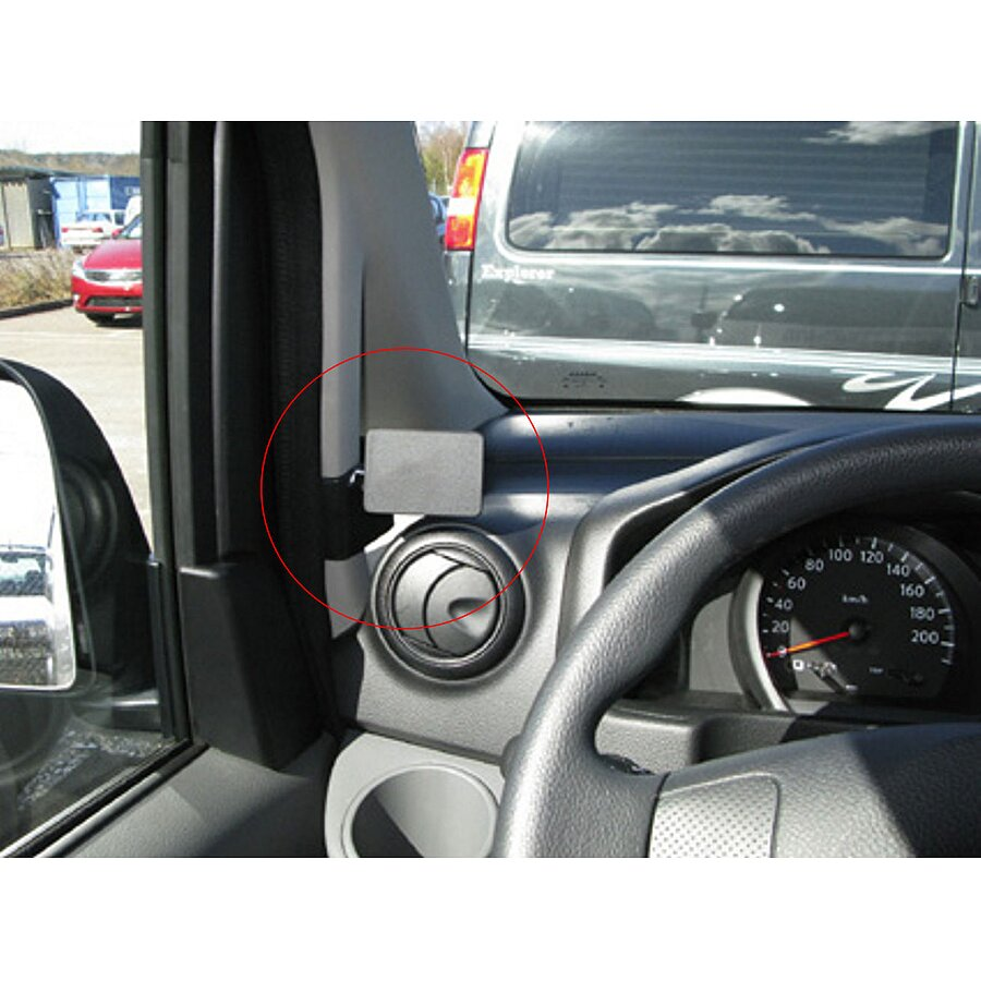 804464 brodit proclip f r nissan nv200 ab bj 2010 links. Black Bedroom Furniture Sets. Home Design Ideas