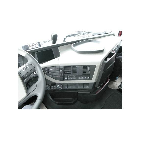 Brodit 654902 ProClip Center Mount for Volvo FH//FM//NH Series 13-14 Black