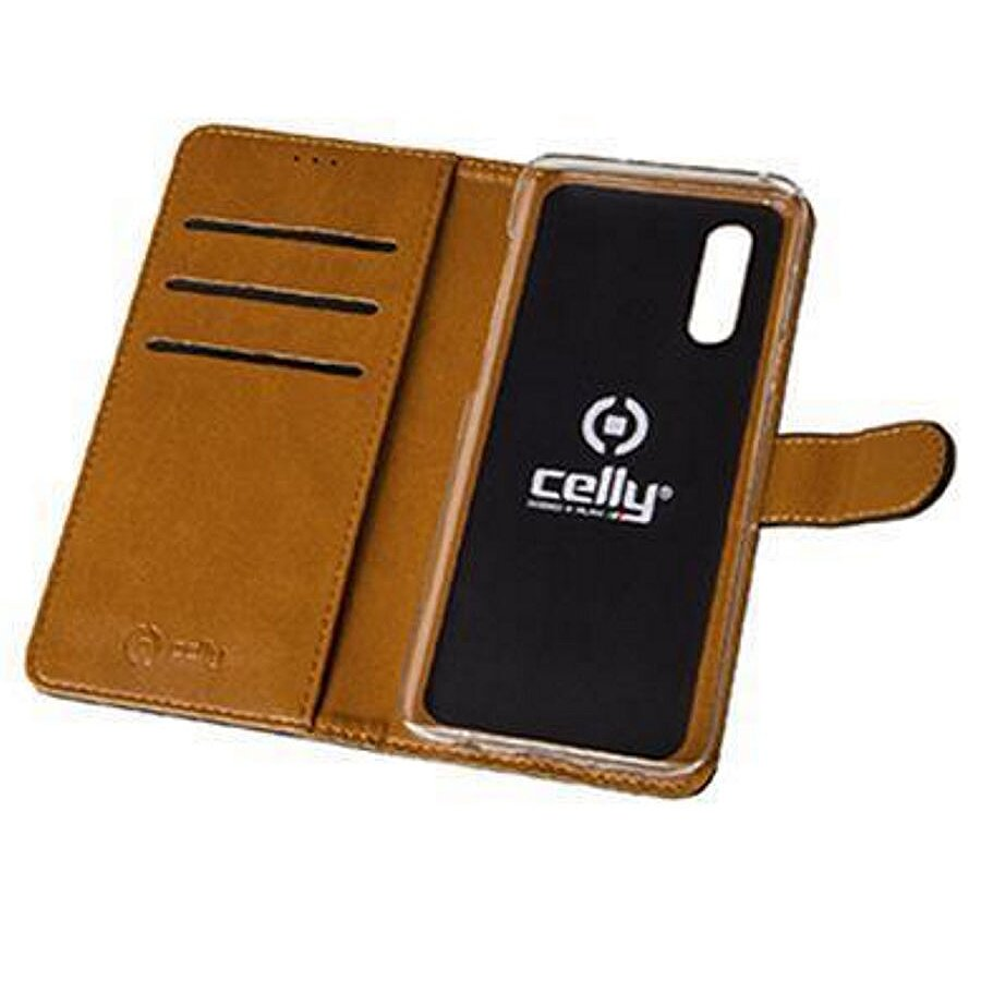 Book Cover Black Xs : Celly book wally case black für apple iphone xs max bei