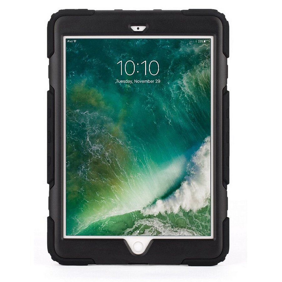 griffin survivor all terrain case f r apple ipad 2017. Black Bedroom Furniture Sets. Home Design Ideas