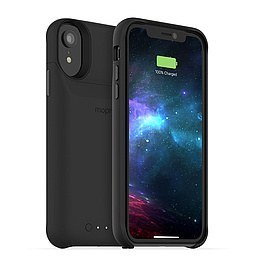 Mophie Juice Pack Access für APPLE iPhone XR, ca. 2000 mAh, Black