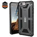 Urban Armor Gear Monarch Case BLACK (Graphite) für APPLE iPhone 8 Plus