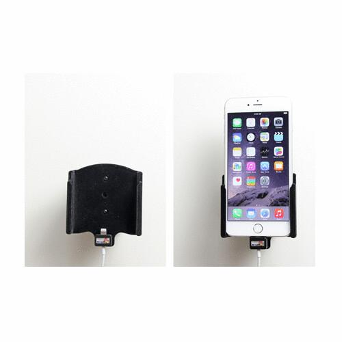 514661 brodit halter mit kugelgelenk f r apple iphone 7. Black Bedroom Furniture Sets. Home Design Ideas