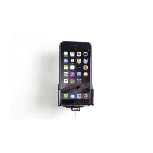 514667 brodit halter mit kugelgelenk f r apple iphone 6. Black Bedroom Furniture Sets. Home Design Ideas