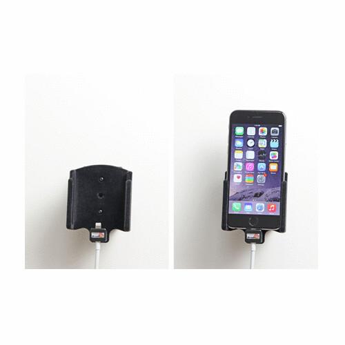 515660 brodit halter mit kugelgelenk f r apple iphone 8. Black Bedroom Furniture Sets. Home Design Ideas